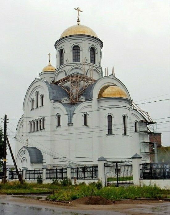 Церковь Благовещения Пресвятой Богородицы в Кохме