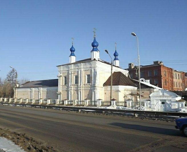Церковь Илии Пророка в Шуе