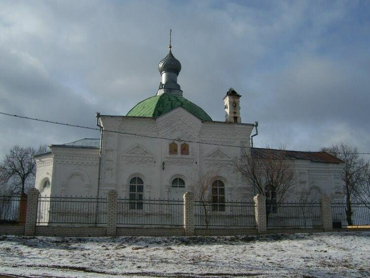 Церковь Петра и Павла в Шуе