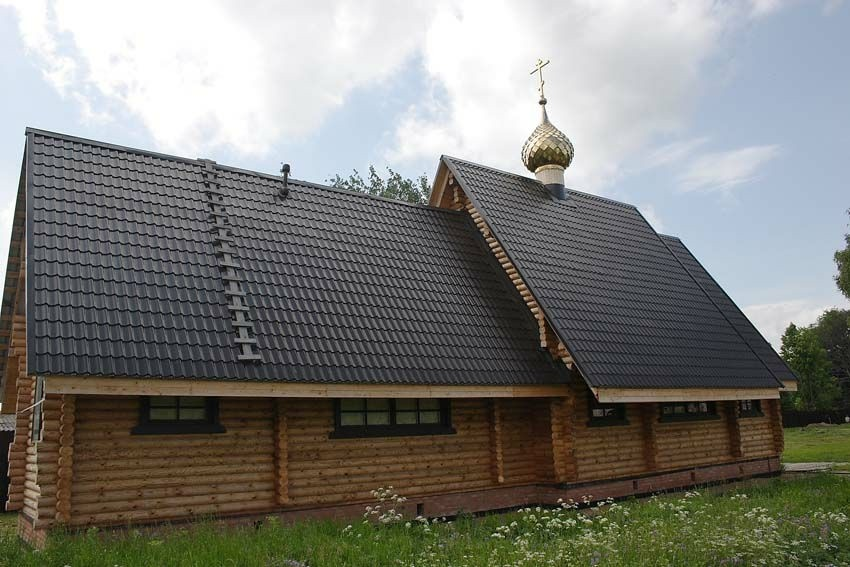 Церковь Митрофана Воронежского Золотниковской Успенской пустыни