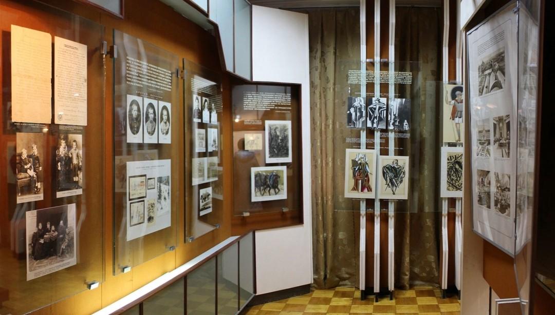 Дом-музей архитекторов братьев Весниных в Юрьевце