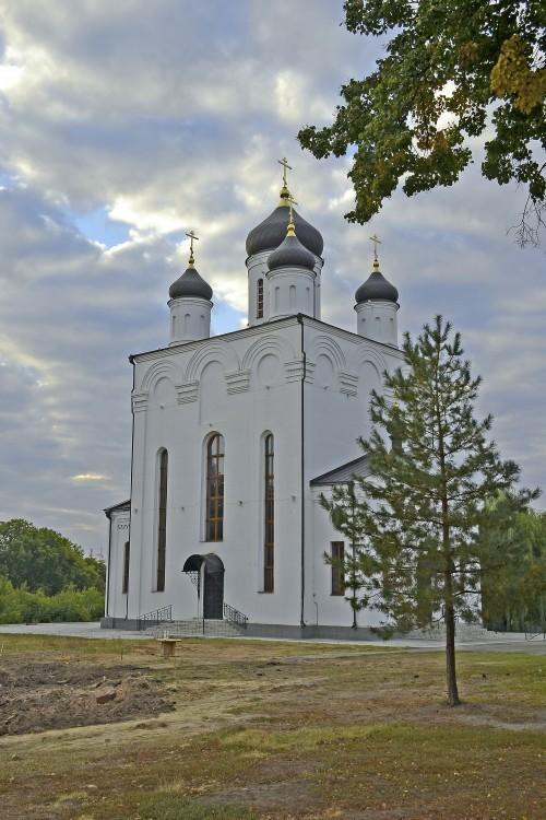 Собор Казанской иконы Божией Матери Свято-Успенского монастыря в Орле