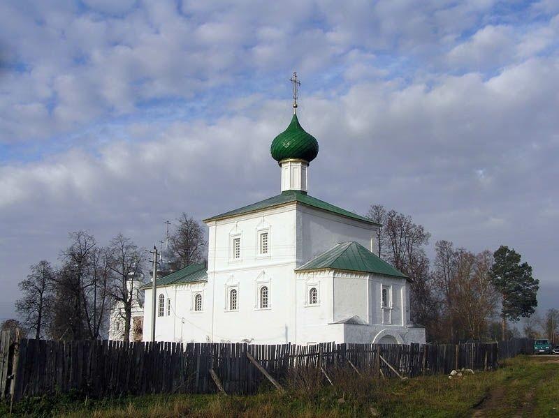 Церковь Алексия, человека Божия Свято-Преображенского Геннадиева монастыря в селе Слобода