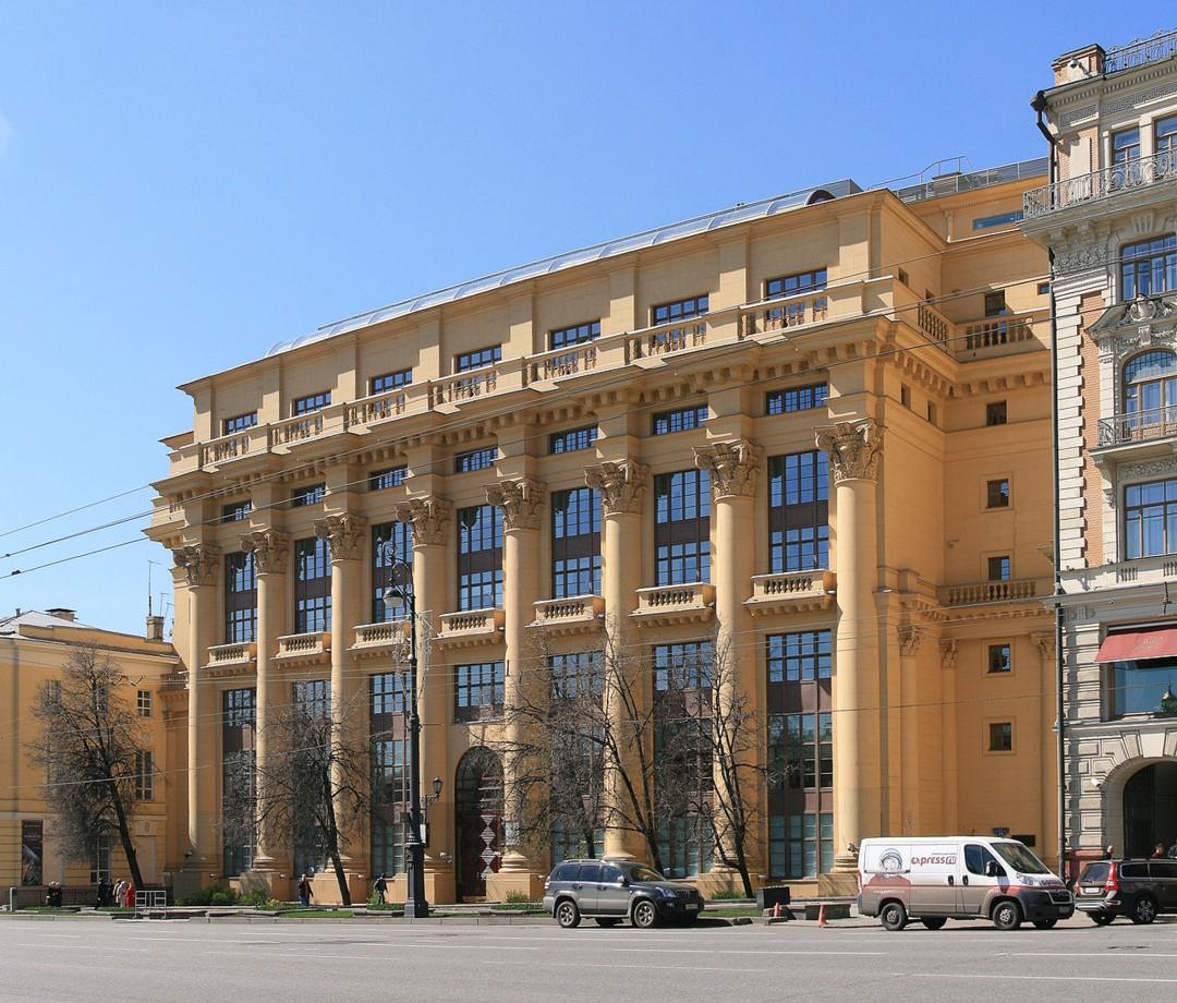 Дом на Моховой