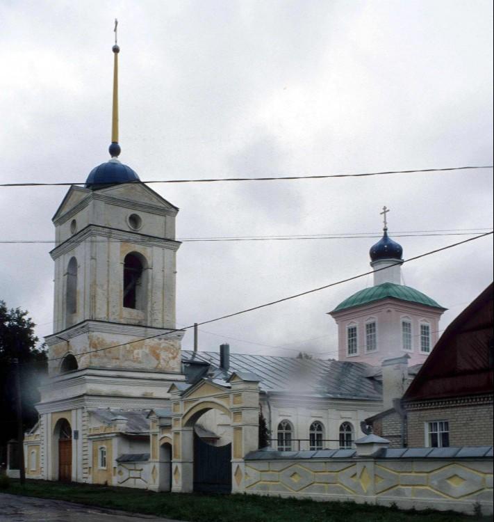 Храм Введения во храм Пресвятой Богородицы в Болхове