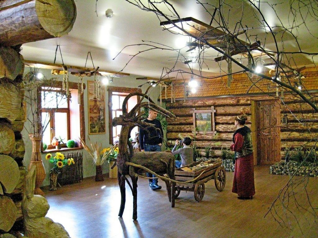 Музей Лес Чудодей в Костроме
