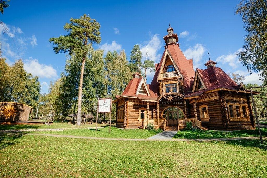 Терем Берендея в Костроме