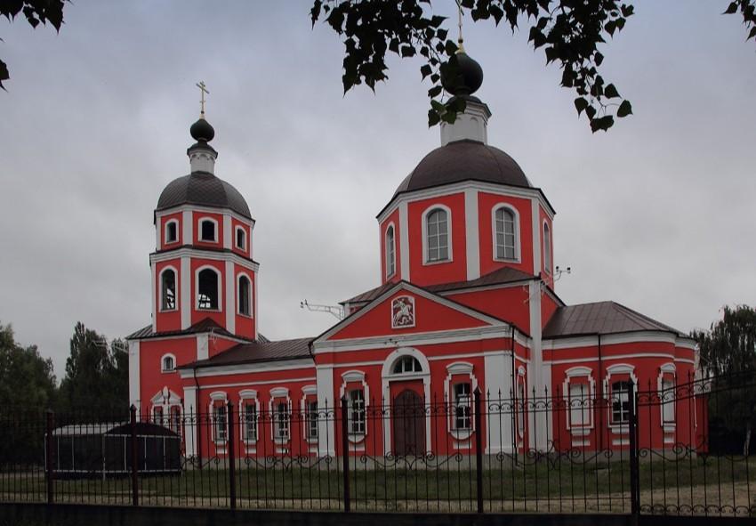 Храм святого великомученика Георгия Победоносца в Ливнах