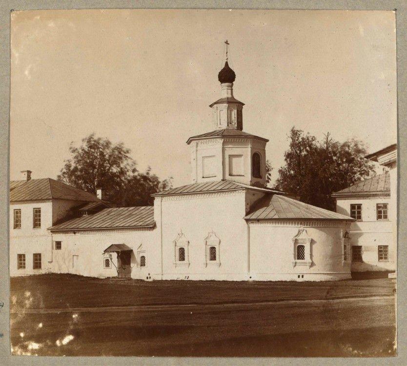 Церковь Успения Пресвятой Богородицы Свято-Троицкого Макариево-Унженского женского монастыря