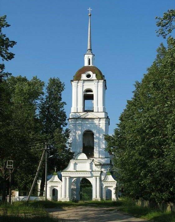 Церковь Рождества Христова в Макарьеве