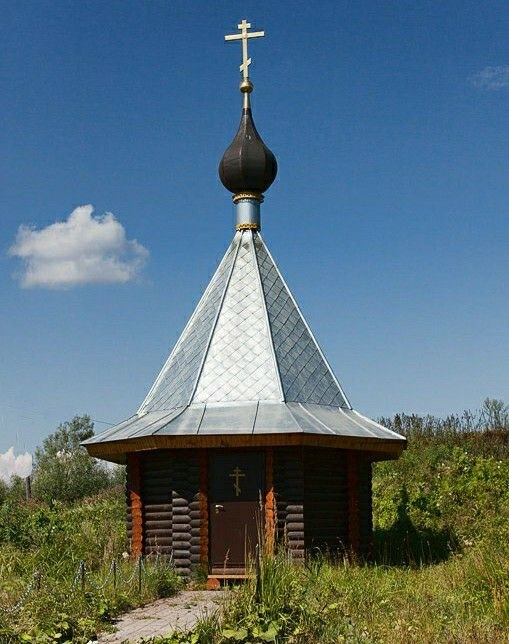 Часовня Николая Чудотворца в Красное-на-Волге