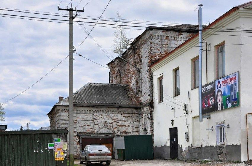 Церковь Преображения Господня в Галиче