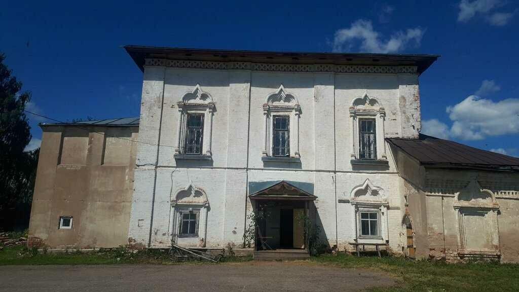 Церковь Николая Чудотворца в Солигаличе