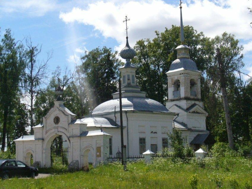 Церковь Петра и Павла в Солигаличе