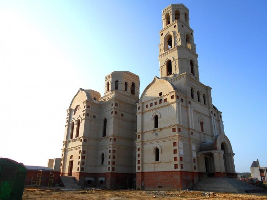 Храм Сретения Господня в Вятском Посаде