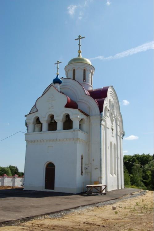 Храм великомученика и целителя Пантелеимона в Плещеево