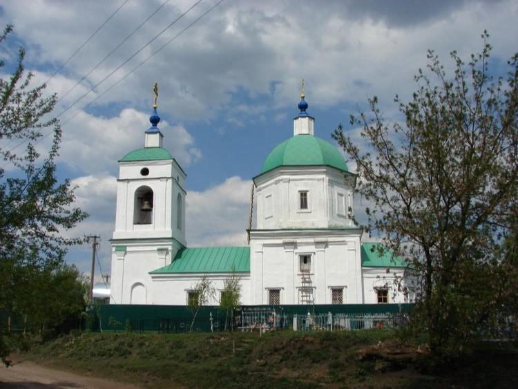 Храм Рождества Христова в Путимце