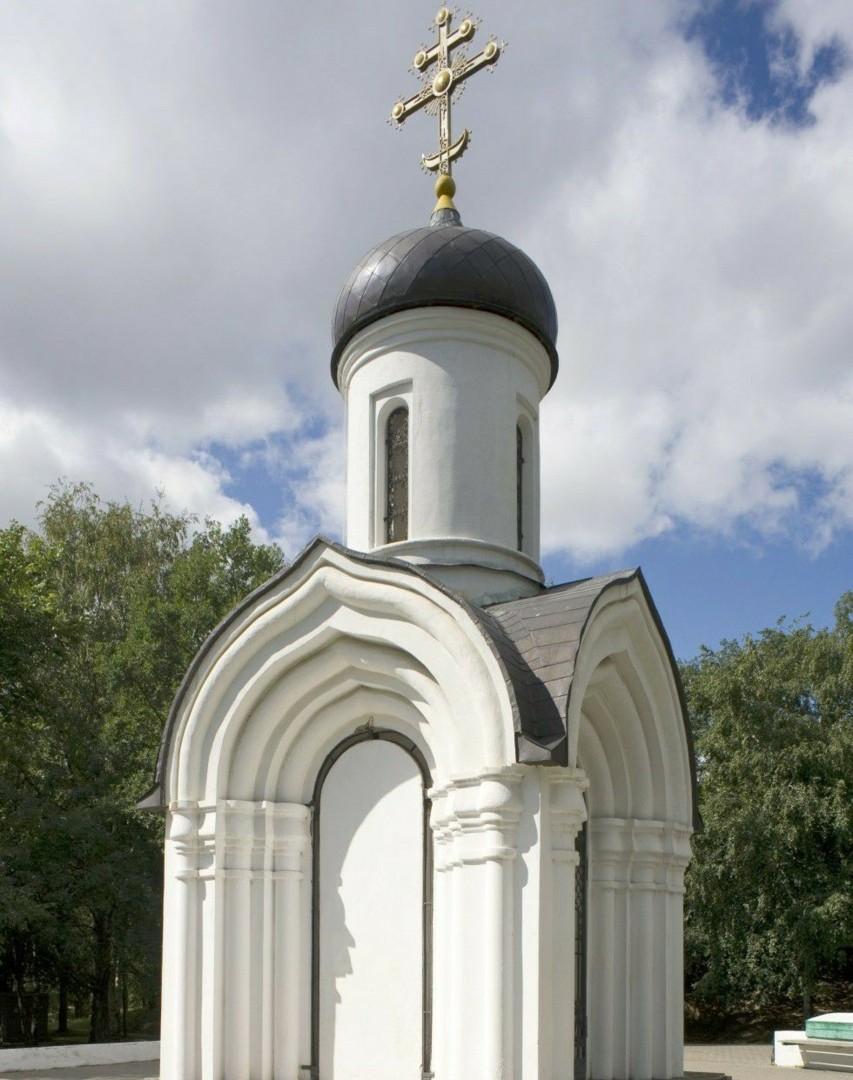 Часовня Владимирской Иконы Божией Матери в Вологде