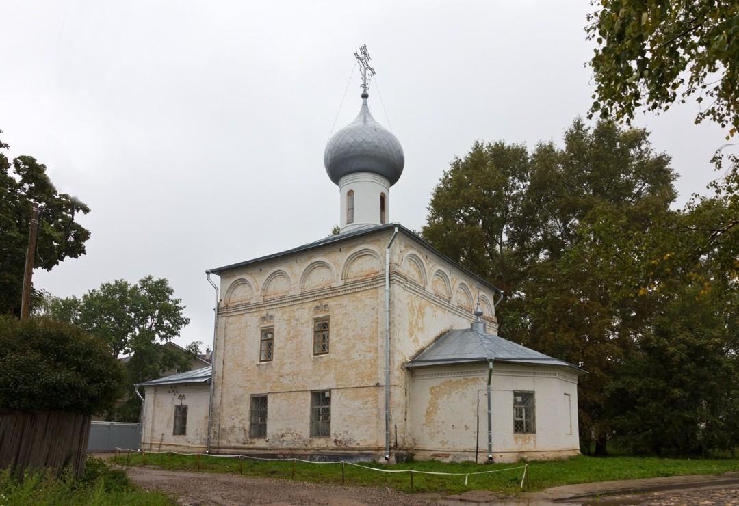 Церковь Илии Пророка, что в Каменье в Вологде