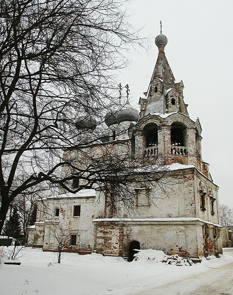 Церковь Иоанна Златоуста в Вологде