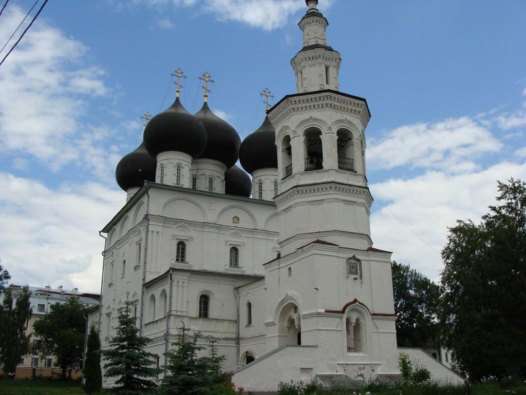 Церковь Николая Чудотворца во Владычной Слободе в Вологде