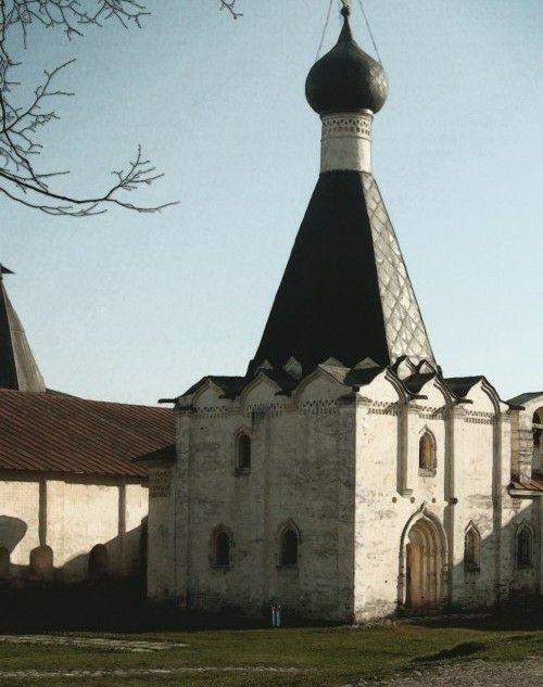 Церковь Евфимия Кирилло-Белозерского монастыря