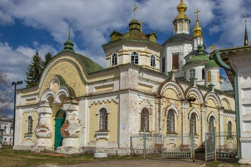 Собор Иоанна Устюжского в Великом Устюге