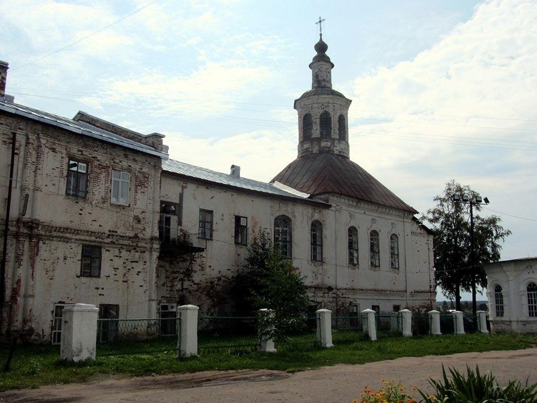 Церковь Алексия, митрополита Московского в Великом Устюге