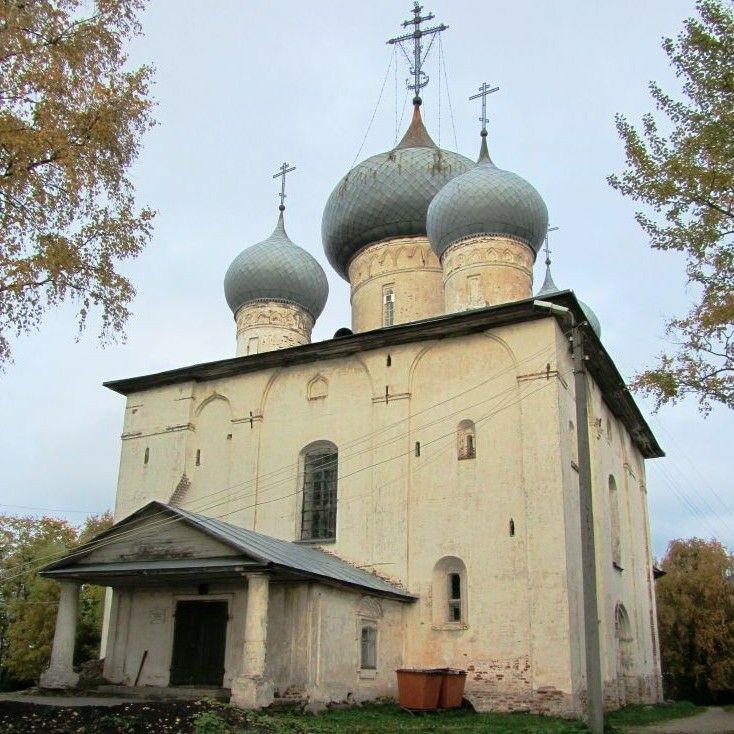 Собор Успения Пресвятой Богородицы в Белозерске