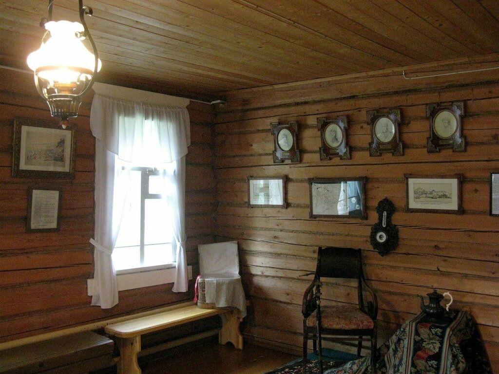 Дом-музей И.А. Кускова в Тотьме