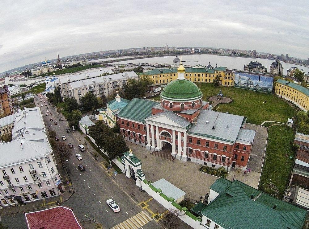 Казанско-Богородицкий мужской монастырь в Казани