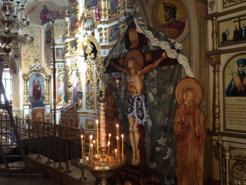 Собор святителей Иоасафа Белгородского и Николая Чудотворца в Белгороде