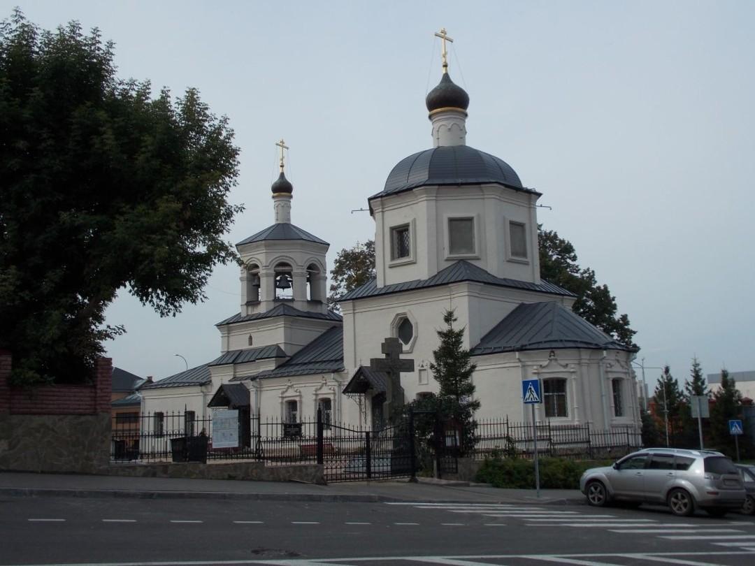 Церковь Святой Преподобномученицы Евдокии в Казани