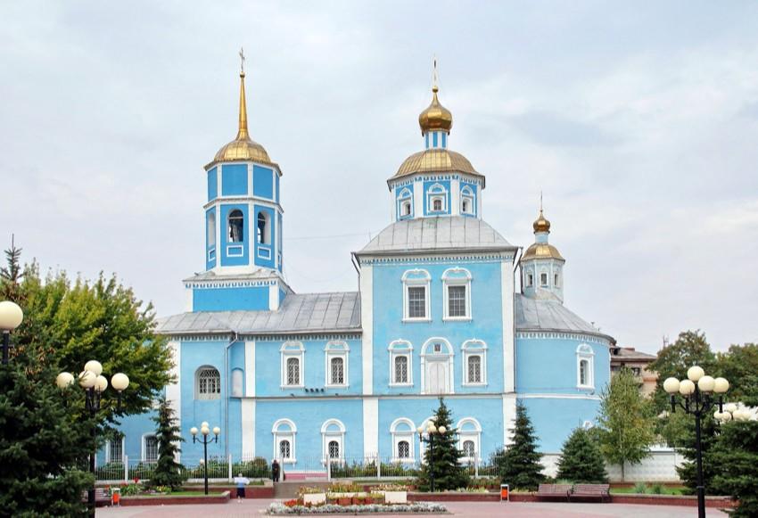 Собор Смоленской иконы Божией Матери в Белгороде