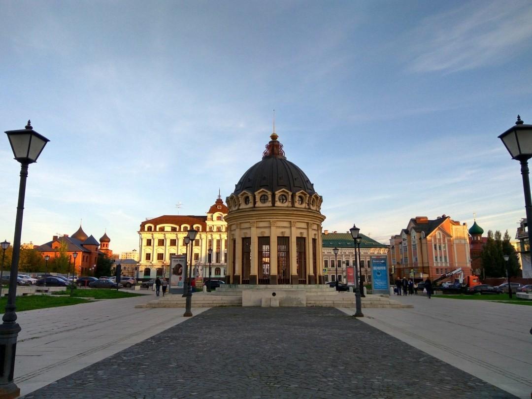 Ротонда в Казани
