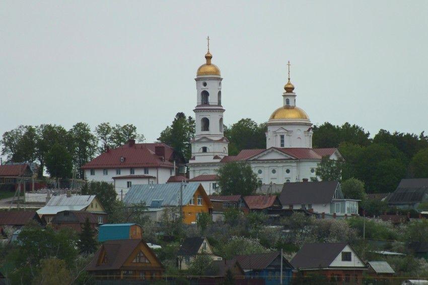 Церковь Усекновения Главы Иоанна Предтечи в Ключищах