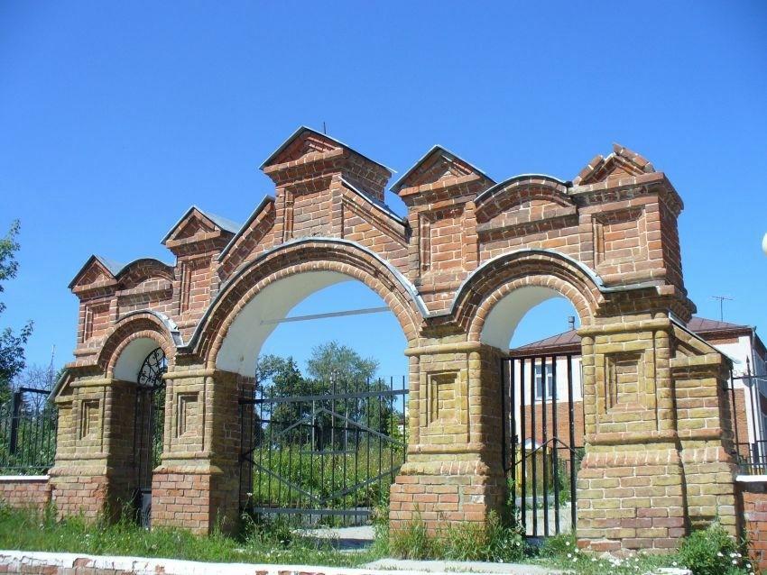 Церковь Сергия Радонежского в Нижнем Услоне