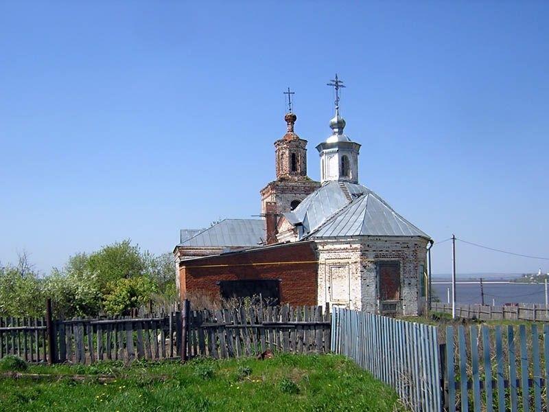 Церковь Введения во храм Пресвятой Богородицы в Введенской Слободе