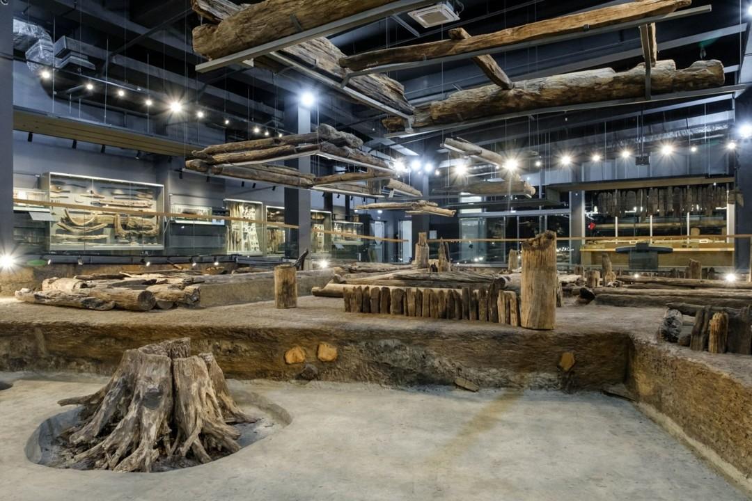 Музей археологии дерева в Свияжске