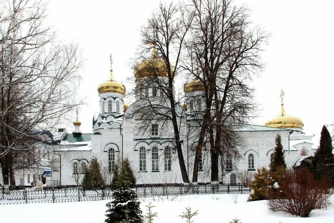 Собор Троицы Живоначальной Раифского Богородицкого мужского монастыря