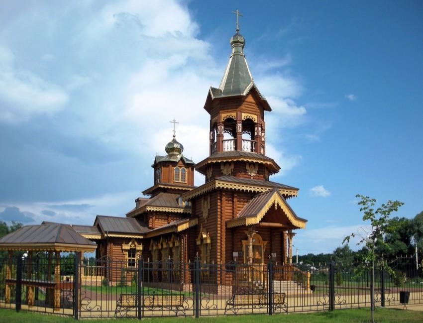 Храм Рождества Христова в Рождествено