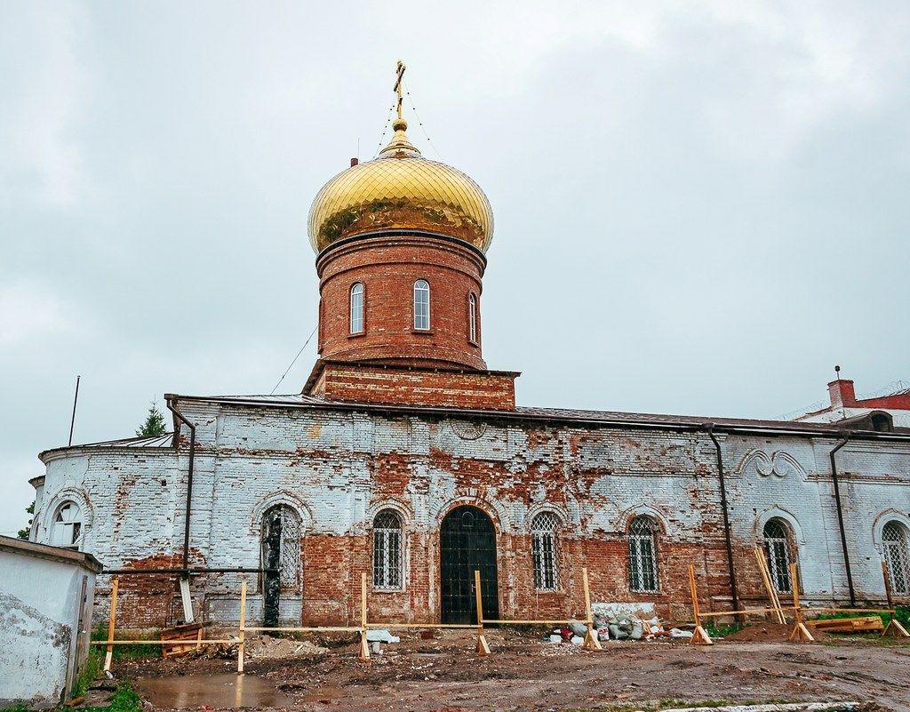 Казанский Бугульминский женский монастырь в Бугульме