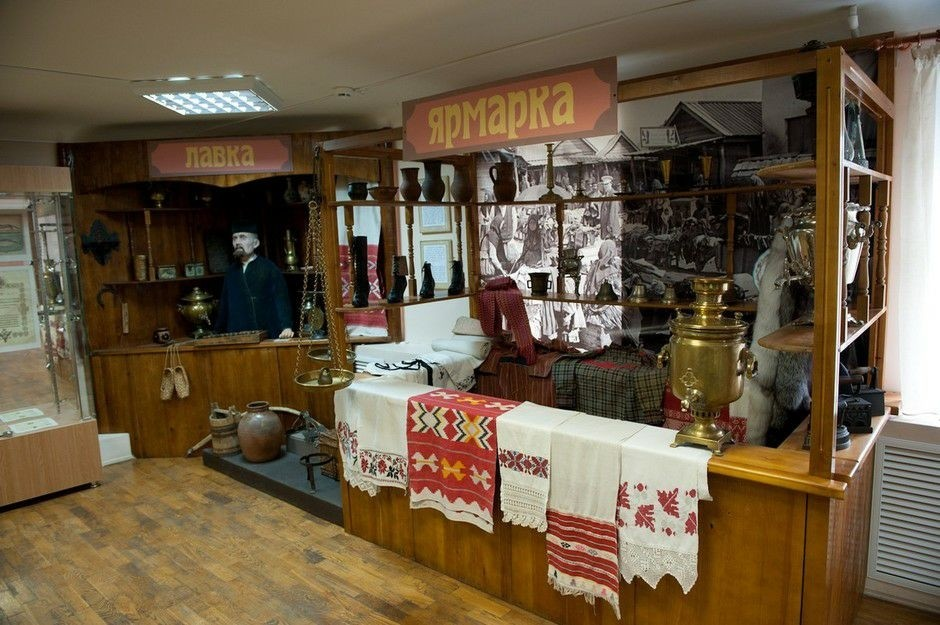 Краеведческий музей в Бугульме