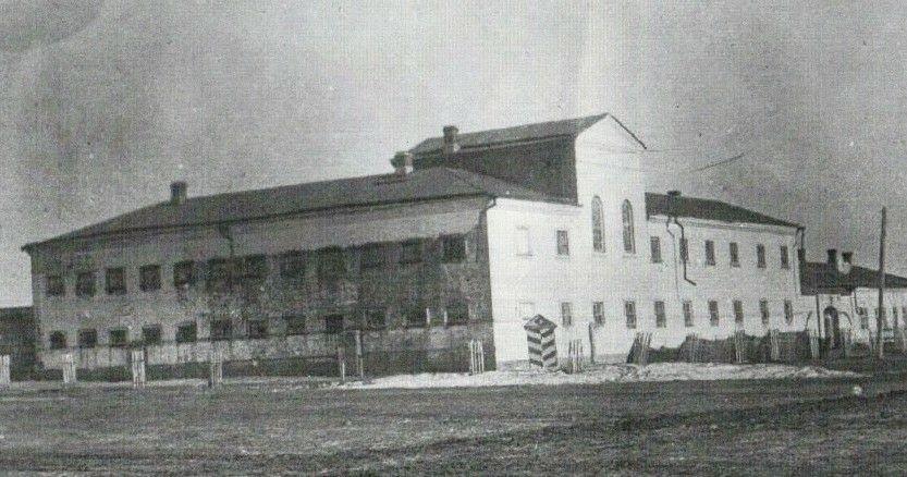 Домовая церковь Михаила Архангела при тюремном замке в Мензелинске