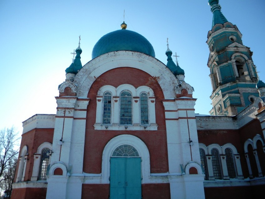 Храм святого апостола и евангелиста Иоанна Богослова в Козинке