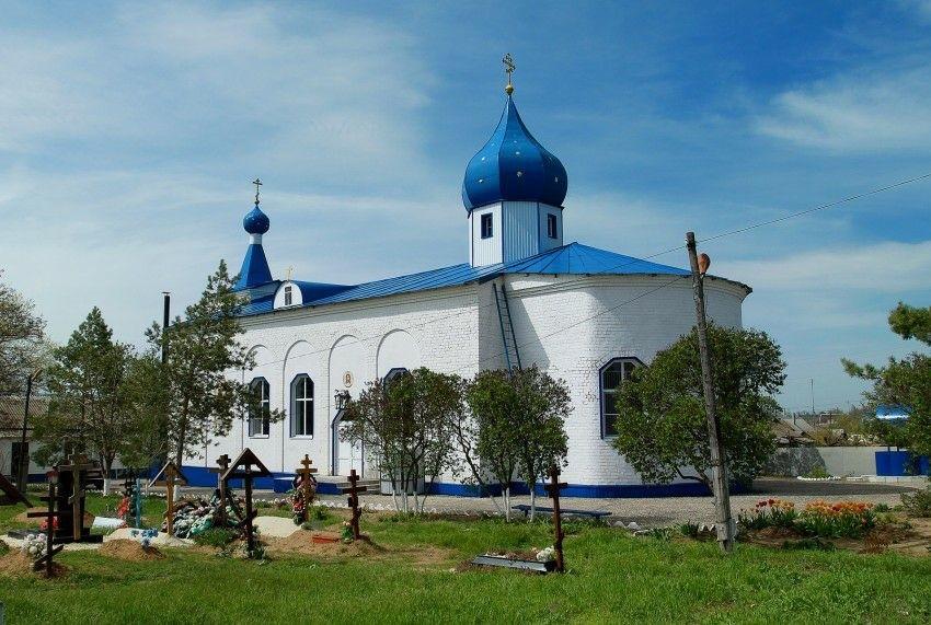 Церковь Рождества Пресвятой Богородицы во Фролово