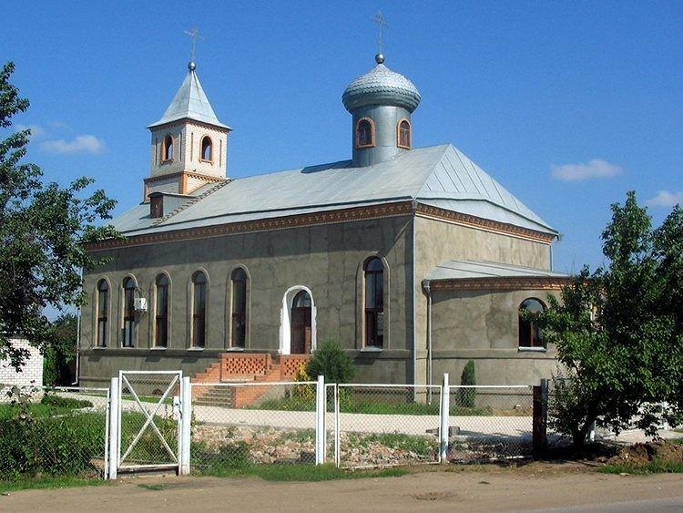 Церковь Николая Чудотворца в Краснослободске