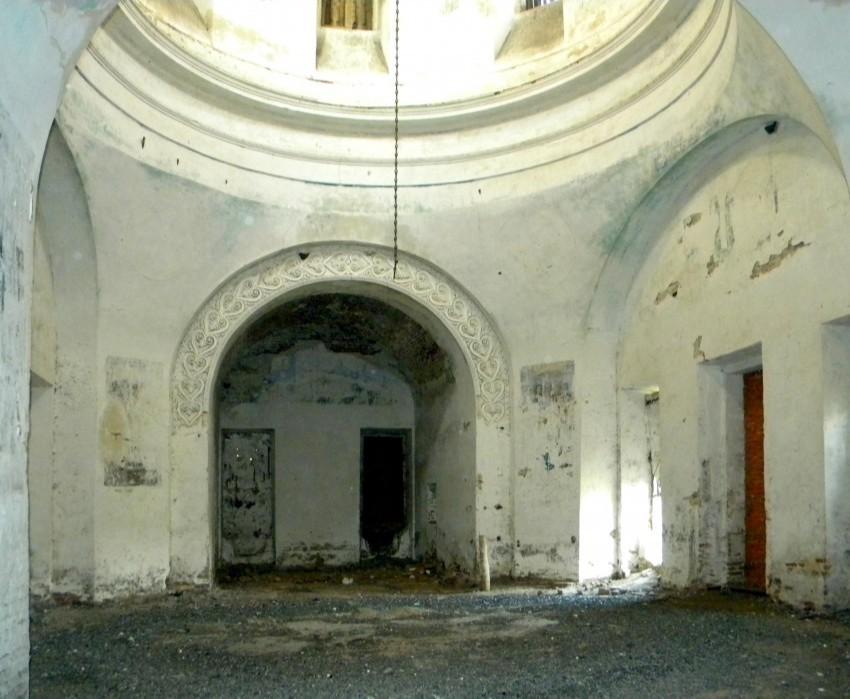 Храм святителя Николая Чудотворца в Студенке