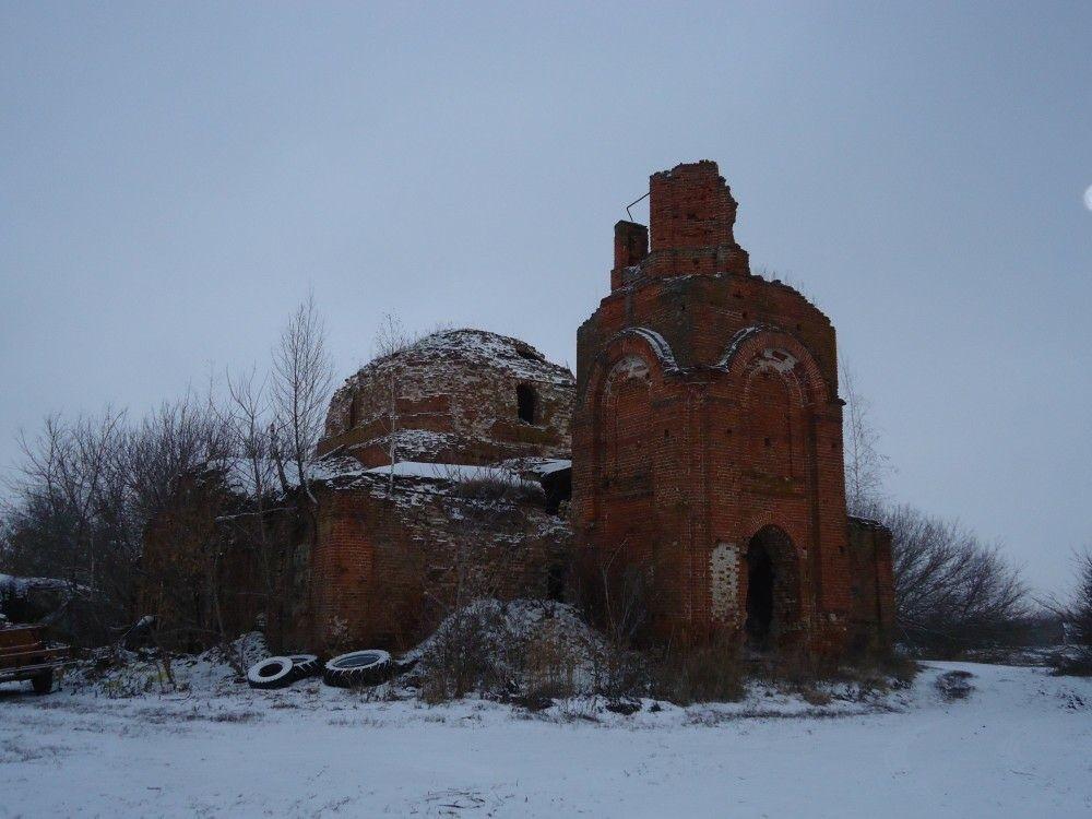 Церковь Казанской иконы Божией Матери в Глуховке