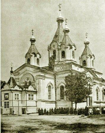 Оржевский Боголюбовский Тишениновский монастырь